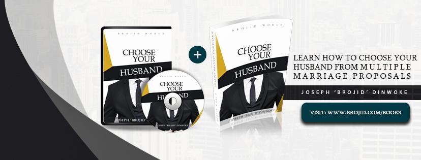 Choose Your Husband Facebook Banner