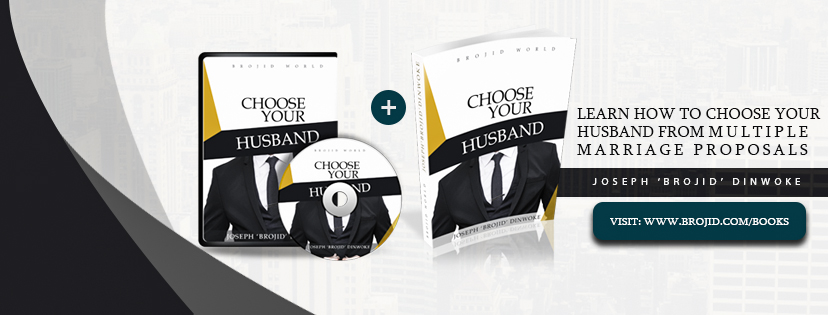 Choose Your Husband Facebook Banner