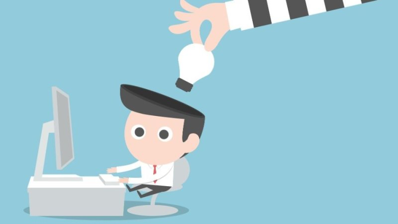 Dealing with Idea Theft in a Workplace