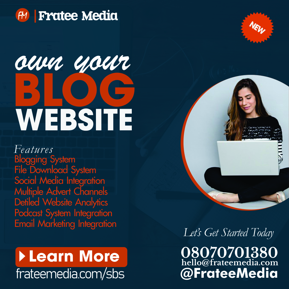 Fratee Media Blog square Banner