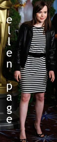 Ellen Page @ Academy Awards Nominees Luncheon
