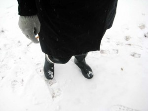 in-the-snow-boots