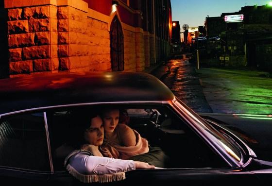 Karen Elson & Jack White - Vogue June 2010 - Annie Leibovitz