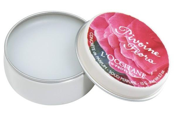 LOccitane Pivoine Floral Peony Solid Perfume