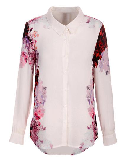 Inky Button Down Shirt