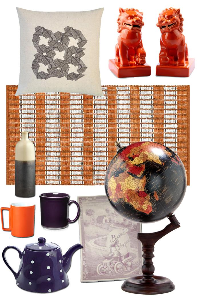 Spiced Palette for interior design