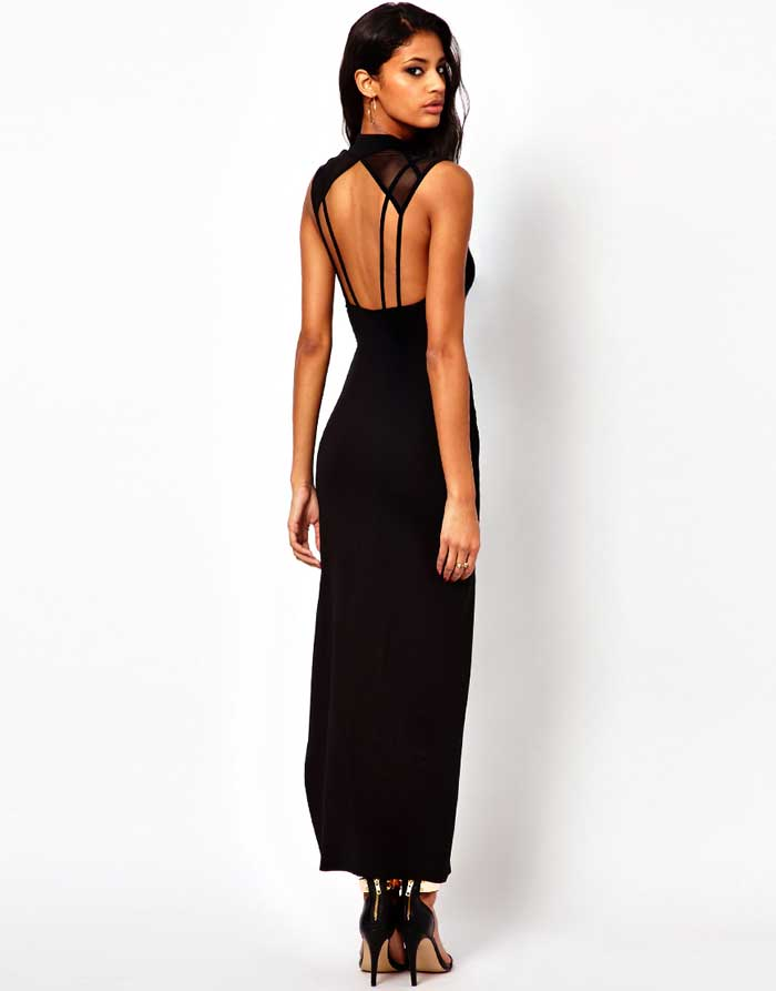 ASOS Deco Maxi (Rear View)