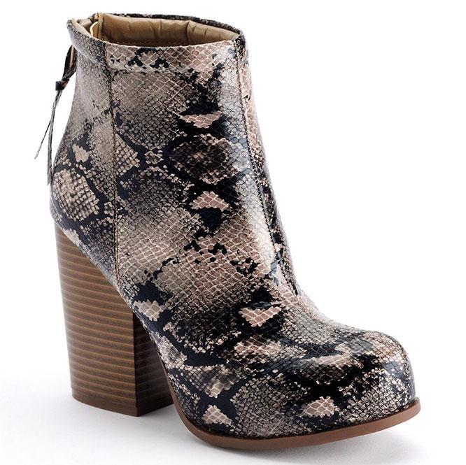 Elle-Snakeskin-Ankle-Boots