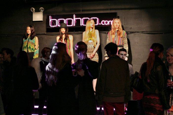 Hacienda Party Fashion Presentation