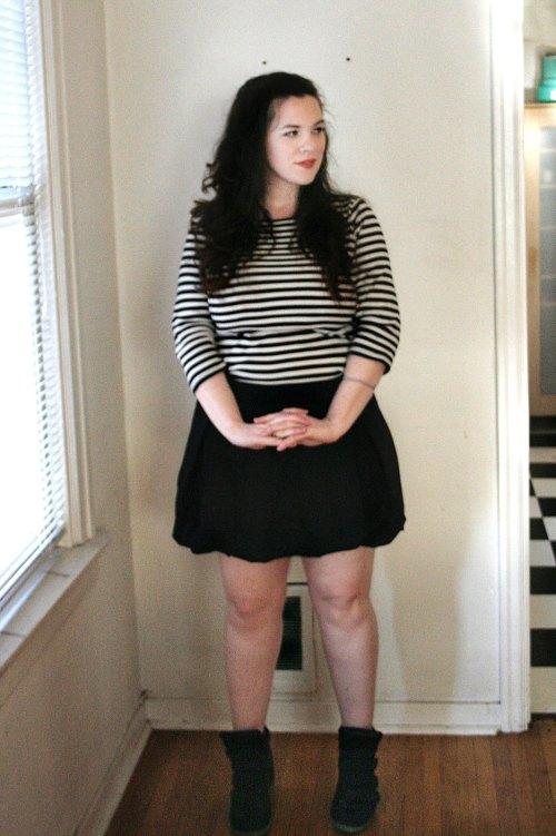 Puffball Skirt - Broke & Beautiful