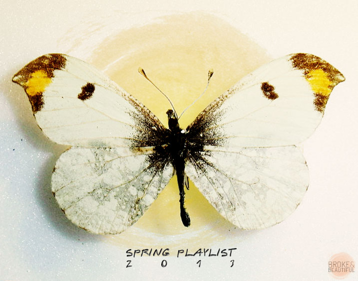 B&B Spring Playlist 2013