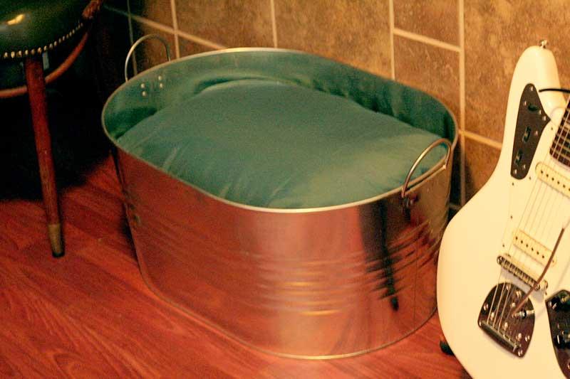 TJ Maxx Decorative Metal Bucket