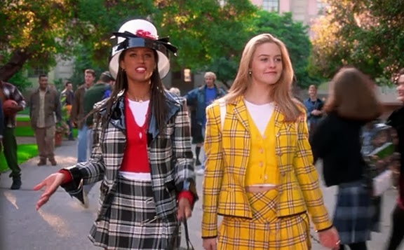 Dionne & Cher from Clueless