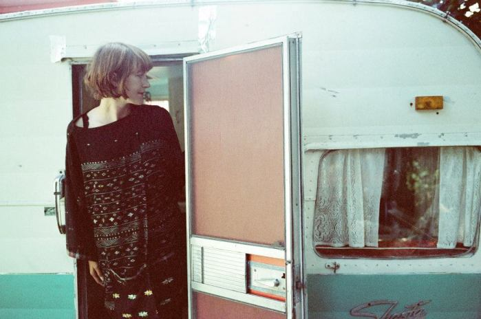 #Tunesday: Laura Gibson & her mobile studio/trailer