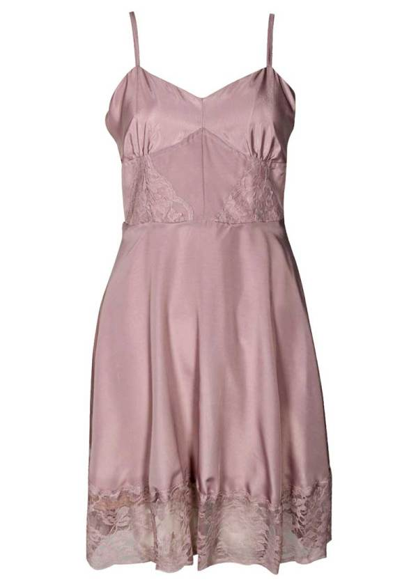 Daily Deal: Boohoo Lace Skater Slip Dress