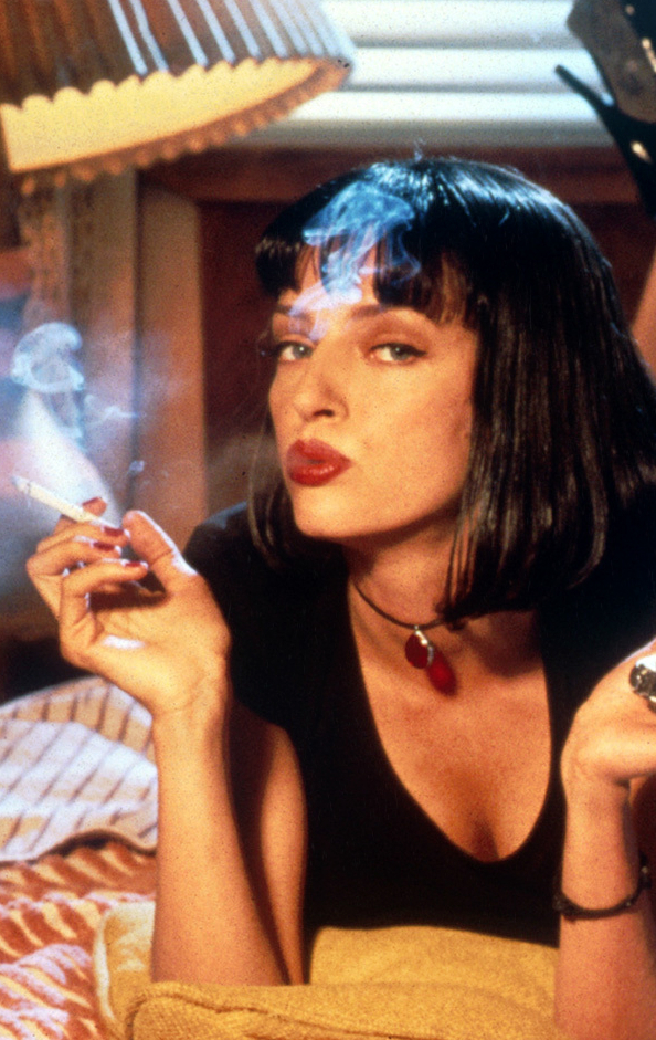Mia Wallace Pulp Fiction