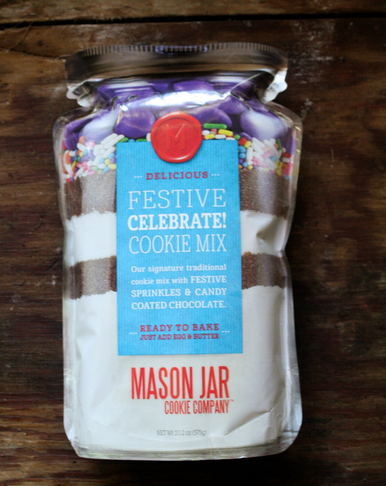 POPSUGAR Must Have Box Review: Mason Jar Cookie Company Cookie Mix