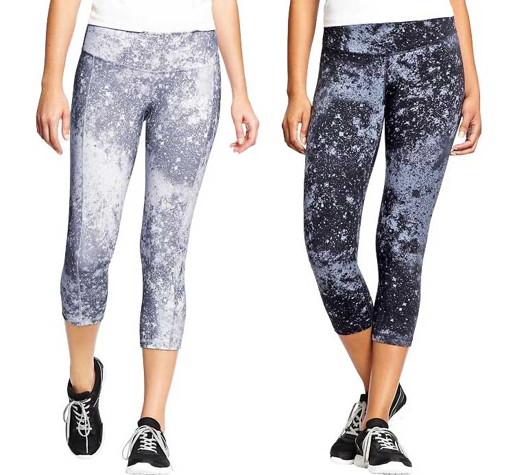 Daily Deal: Old Navy Activewear Yoga & Compression Lggings
