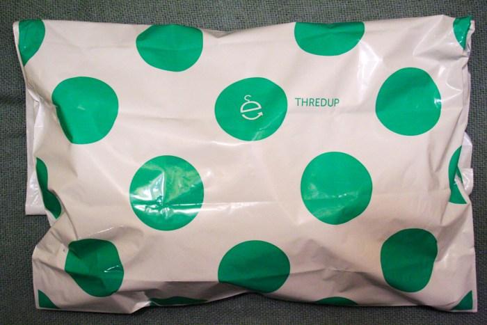 ThredUp Clean Out Bag