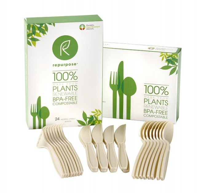 RePurpose Compostable Utensils