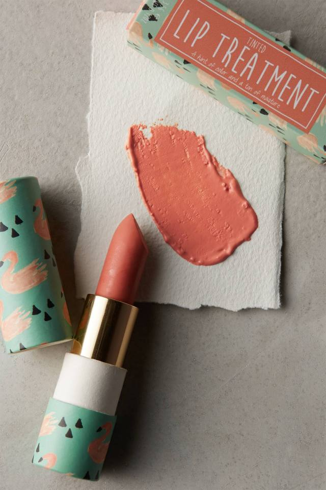 Anthropologie Lip Treatment Kendra Dandy