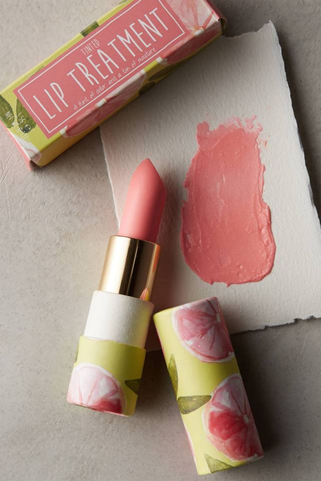 Anthropologie Lip Treatment