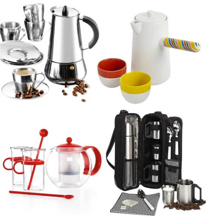 Budget Friendly Coffee and Tea Sets