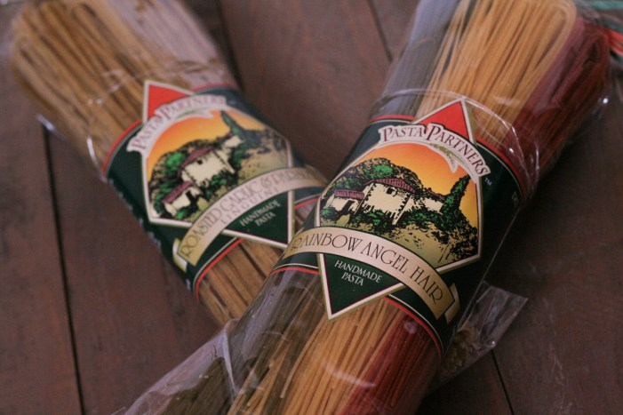 Artisanal Pasta at Home Goods