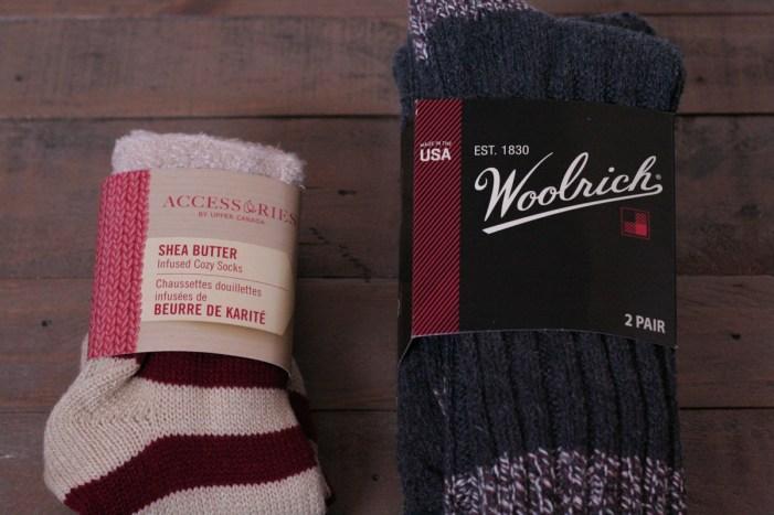 Wool & Moisturizing Socks from TJ Maxx