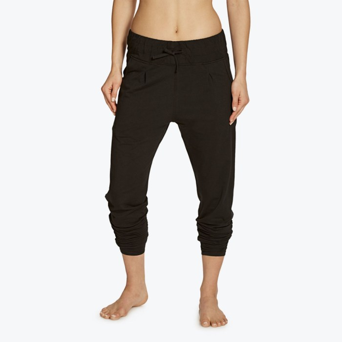 Gaiam Harem Yoga Leggings