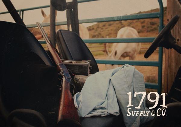 1791 denim owned by Glenn Beck