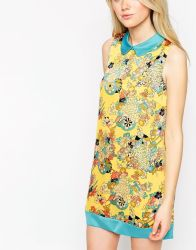 Traffic People Oriental Odyssey Dress, $68 (was $117)