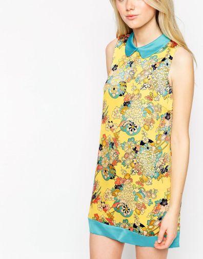 Traffic People Oriental Odyssey Dress, $68 (was $117)