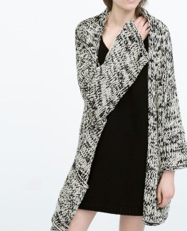 Knitted Cardigan, $39.95 (now $79.90)
