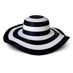 Merona Striped Floppy Hat, $14.99