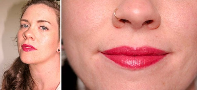 Butter London Lip Crayon in Ruby Murray