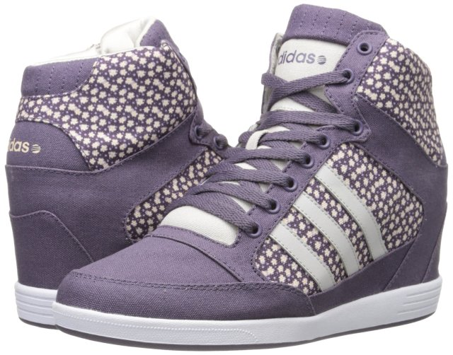 ADIDAS NEO High Top Wedge