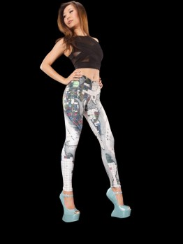 Bobmsheller Seattle 1890 Leggings
