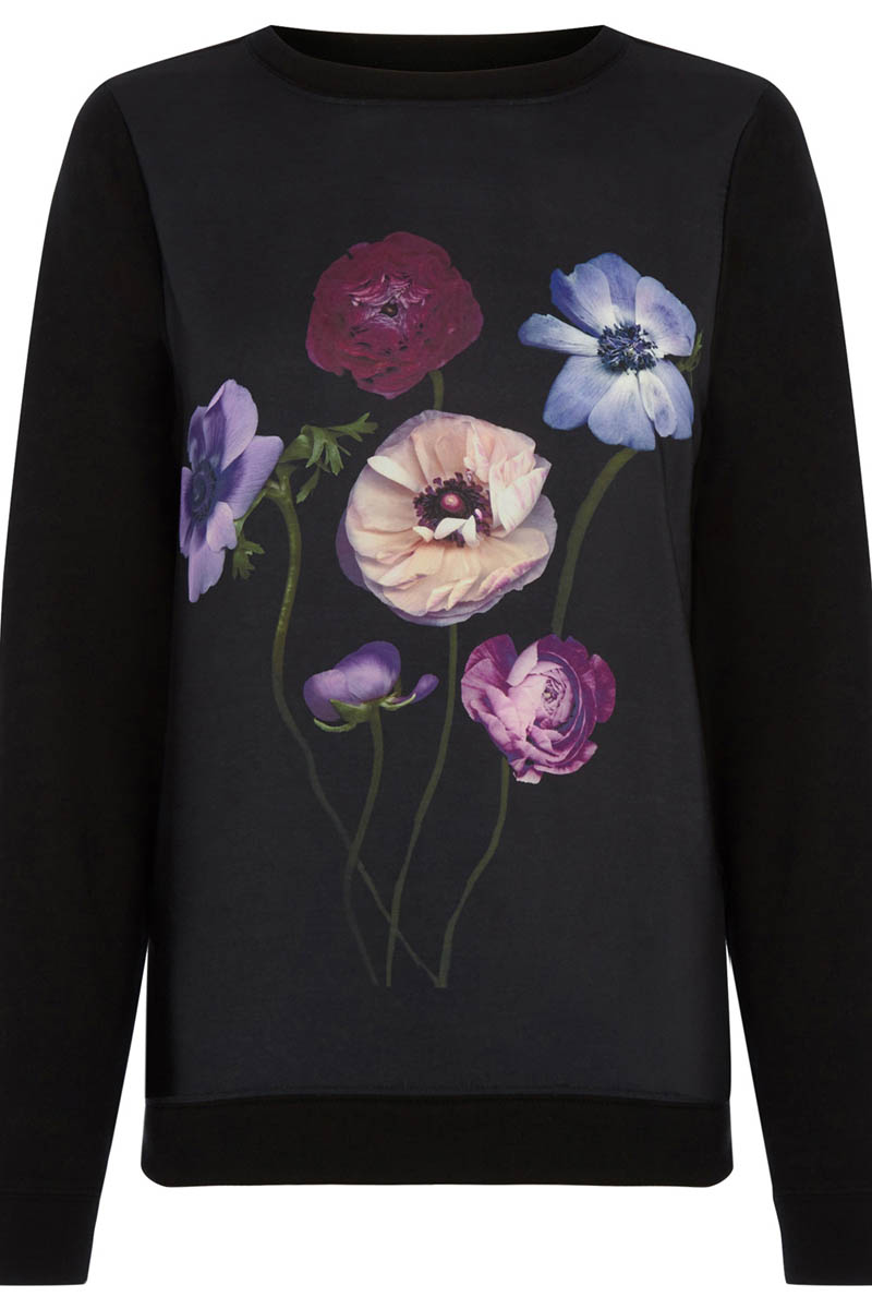 John Grant x Oasis Floral Sweatshirt