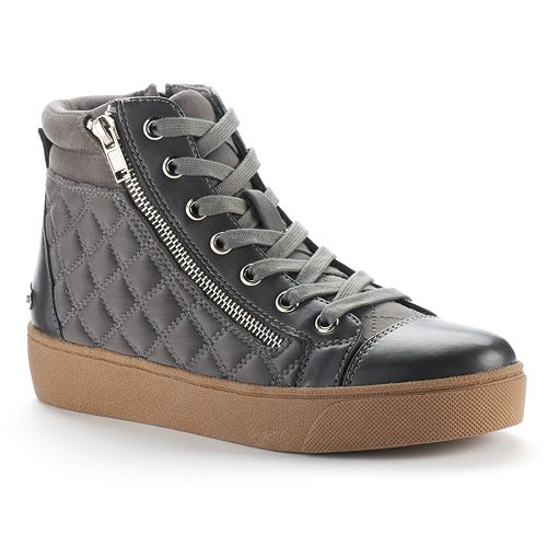 Juicy Couture Grey Sneakers