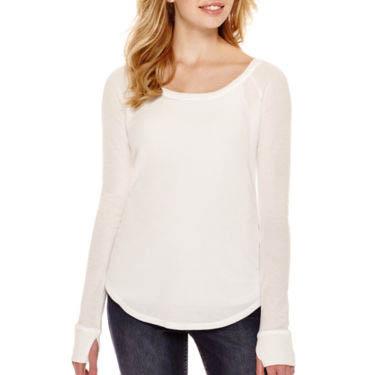 Arizona Thermal Long Sleeve - White