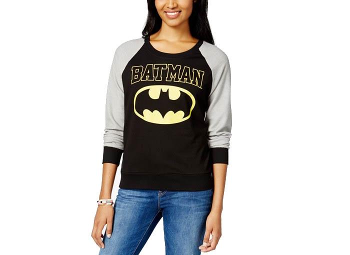 BioWorld Batman Raglan Sweatshirt