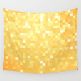 Golden Pixels by 2SweetsWhimy on Etsy, $70