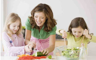cooking with kids 2