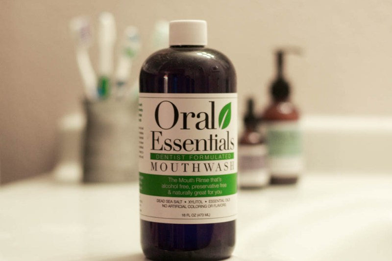 Oral Essentials Mouthwash-1