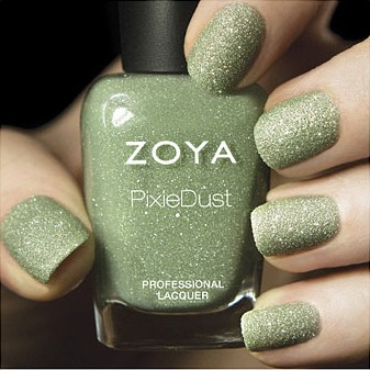 Zoya PixieDust Nail Polish in Vespa