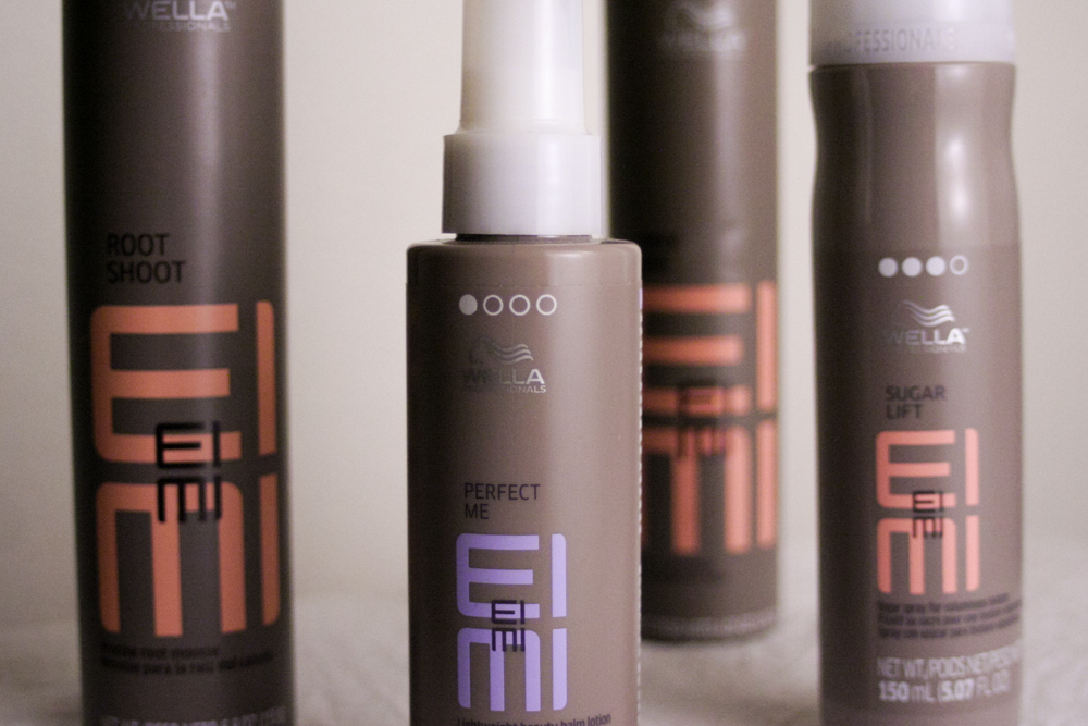 I (an Ultra Beginner) Review Styling Products From Wella