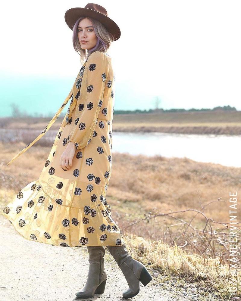 Xander Vintage RevolveMe Love and Lemons Dress