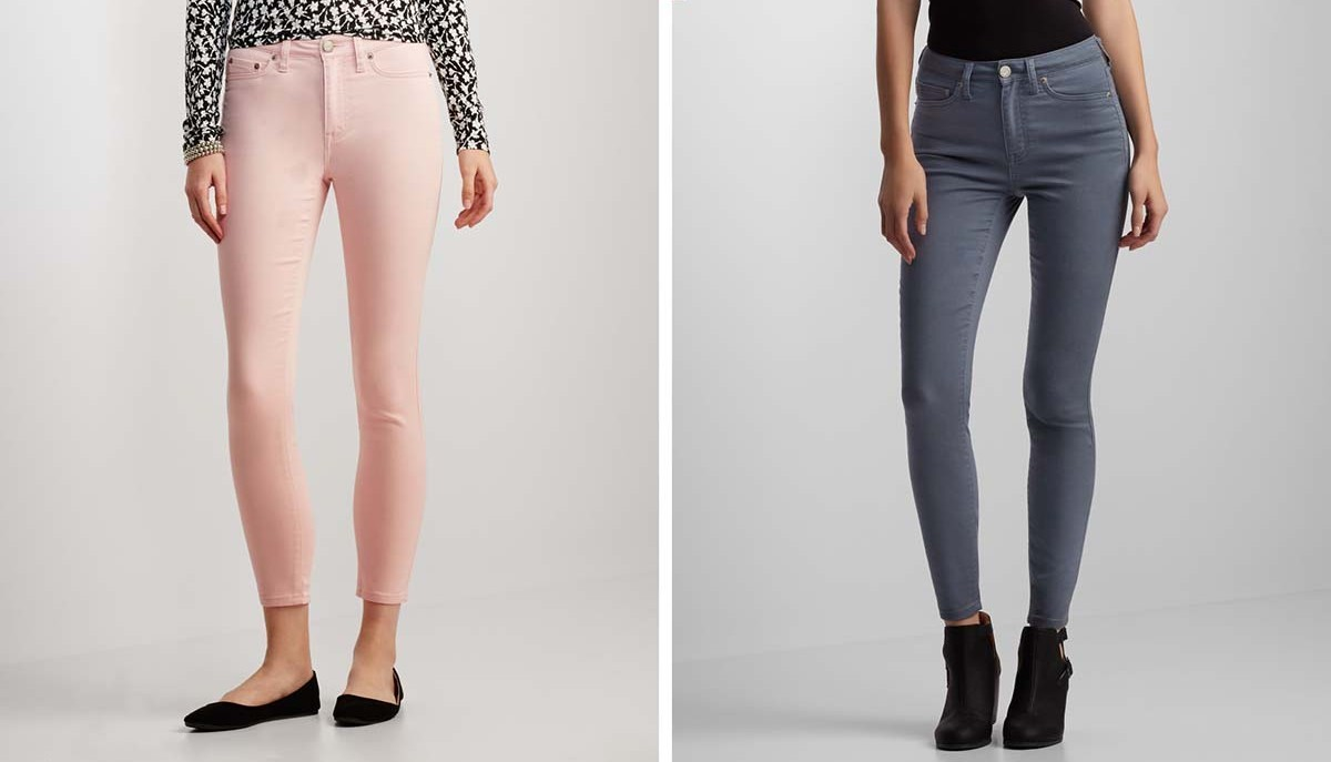 (A)DD: Aeropostale Seriously Stretchy Ankle Jeggings