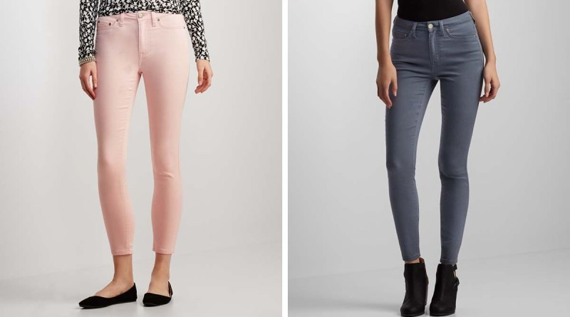 35a1a720 (A)DD: Aeropostale Seriously Stretchy Ankle Jeggings